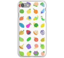 Pokémon Berry Grid iPhone Case/Skin