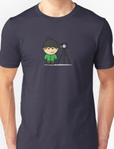 I Am - Photographer Unisex T-Shirt