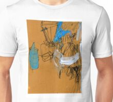 blue bottle Unisex T-Shirt