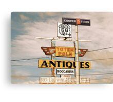 Route 66 - Missouri Canvas Print
