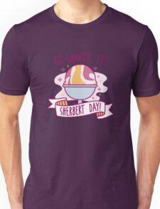 Sherbert Day Unisex T-Shirt