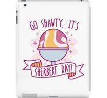 Sherbert Day iPad Case/Skin