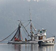 New Oregon Fishing X by Bryan Peterson