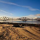 Forth Rail Bridge by Dan Lewry