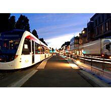 Edinburgh Trams Photographic Print