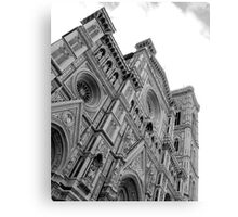 Duomo - Firenze Canvas Print