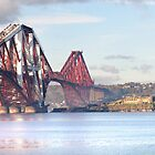 Inchgarvie and North Queensferry by Dan Lewry