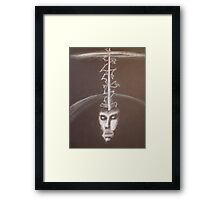 Electric Connection Framed Print