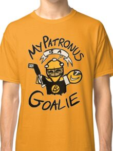 My Patronus is a Goalie (BOS Edition) Classic T-Shirt