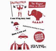 Circus Circus CIRCUS! Kids Clothes