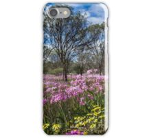 Field of Flowers iPhone Case/Skin