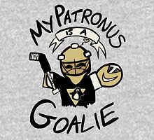 My Patronus is a Goalie (PIT Edition) Womens Fitted T-Shirt
