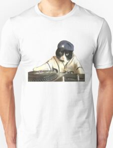 DJ KITTY Unisex T-Shirt