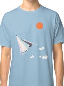 Paper Spaceship 1 Classic T-Shirt