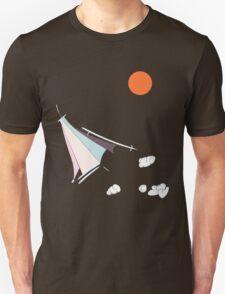 Paper Spaceship 1 Unisex T-Shirt