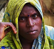 The Woman at the Peepal Tree by AlliD