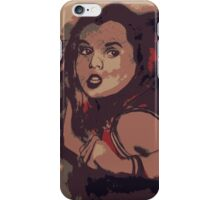 Faith: the dark slayer  iPhone Case/Skin