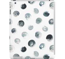 Dry Brush Polka Dot iPad Case/Skin