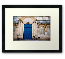 Dijon, Burgandy France Framed Print