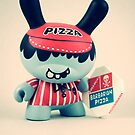 Pizza Dunny  by Fanboy30