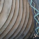 Viking Ship Bow by DeborahDinah