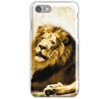 LionEyes iPhone Case/Skin