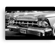 Come for a drive... Canvas Print