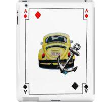 Captain Swan card -  iPad Case/Skin