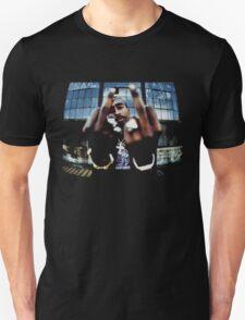 2pac Tupac Shoots bird Shirt T-Shirt