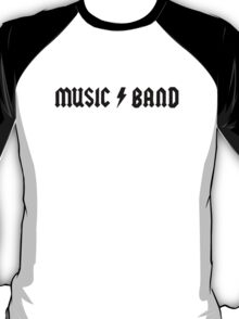 Steve Buscemi – Music Band – 30 Rock T-Shirt