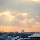 A London Skyline part 1 by Angel-L