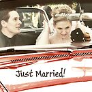 Just Married! by Tracy Riddell