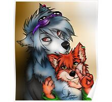 Furry Lovers Poster