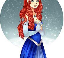 Sansa Stark by robotswilcry