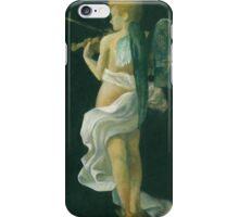 angel Caravaggio iPhone Case/Skin