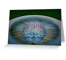 """Eye's Mind"" Greeting Card"