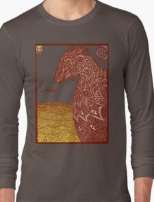 Smaug and His Treasure Long Sleeve T-Shirt