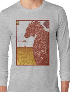 Smaug and His Treasure Long Sleeve T-Shirt