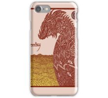 Smaug and His Treasure iPhone Case/Skin