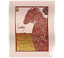 Smaug and His Treasure Poster