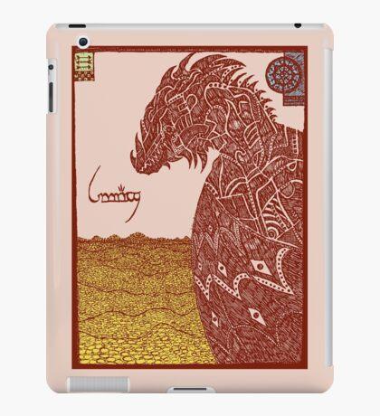 Smaug and His Treasure iPad Case/Skin