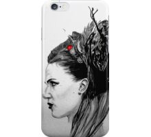 Regina - Raven iPhone Case/Skin