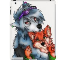 Furry Lovers  iPad Case/Skin