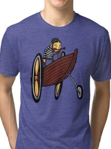 All Ashore Tri-blend T-Shirt