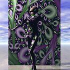Camouflage  by Sandra Bauser Digital Art