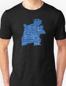 Pokemon: Textured - Blastoise T-Shirt