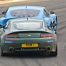 R S Williams Aston Martin GT4 by Willie Jackson