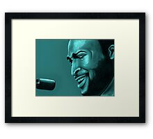 What's going on? Marvin Gaye remembered. Framed Print