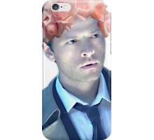 Cas and roses iPhone Case/Skin