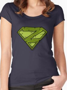 Zombieman Women's Fitted Scoop T-Shirt